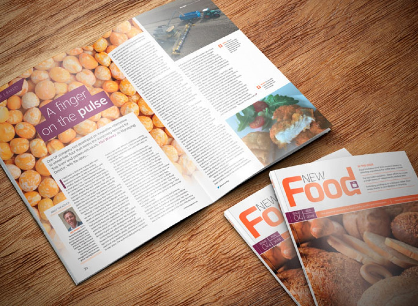 new food magazine issue 4 2018